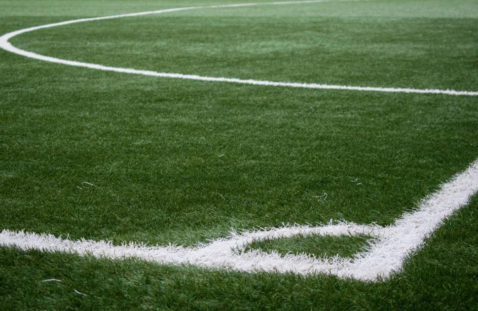 5cf7c68332 Campo de futebol com grama artificial - Sportlink