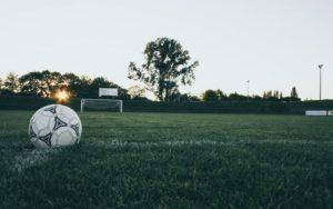 Campo de futebol com grama sintetica Sportlink