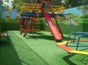 Grama artificial para playground sportlink