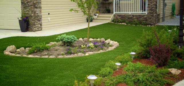 Grama sintética para jardim: entenda as vantagens