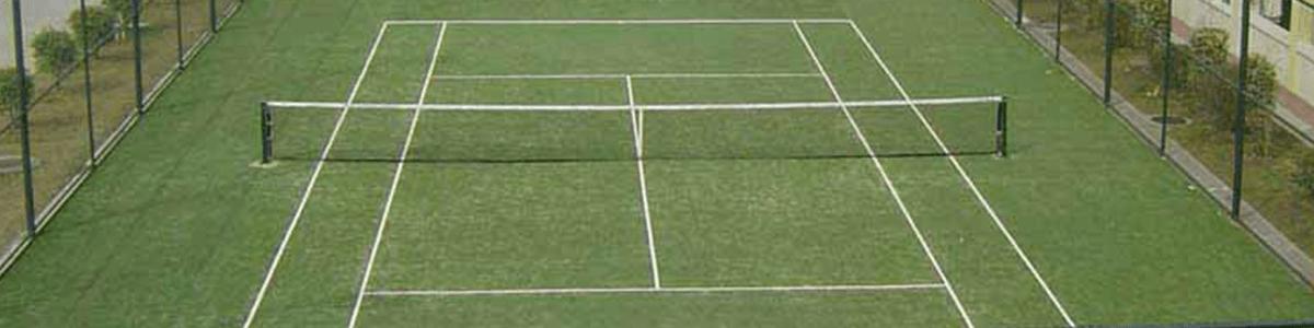 grama sintetica para tenis