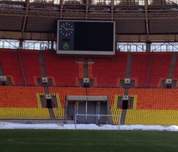 Rússia foi pioneira na Grama Artificial para Futebol Profissional