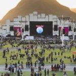 Rock in Río 2017: 87 mil metros cuadrados de césped sintético en la Ciudad Del Rock