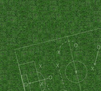 grama sintética esportiva