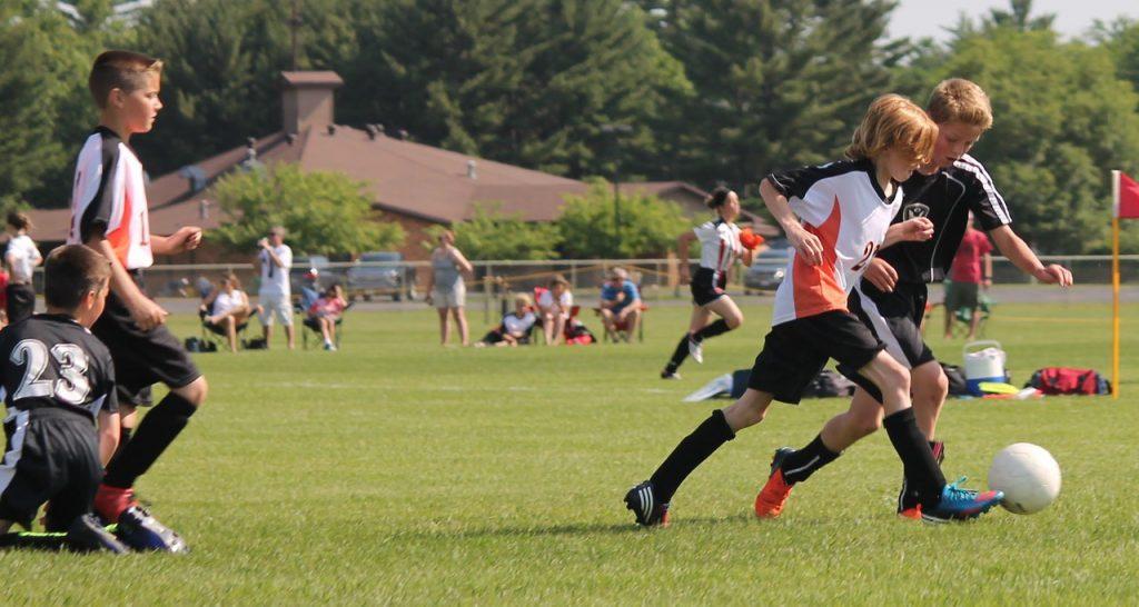 escolas de futebol