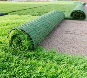 tapetes de grama sintética esportiva
