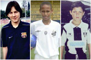 messi_neymar_cristiano_ronaldo_crianças