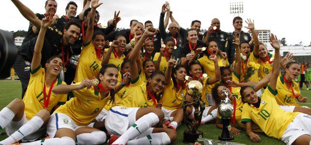 Copa do Mundo de Futebol Feminino será transmitido pela primeira vez no Brasil