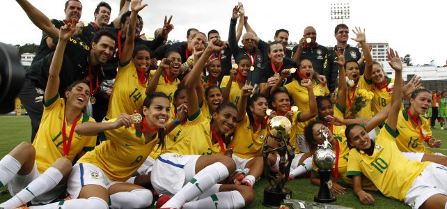 El mundial de fútbol femenino será transmitido por primera vez en Brasil