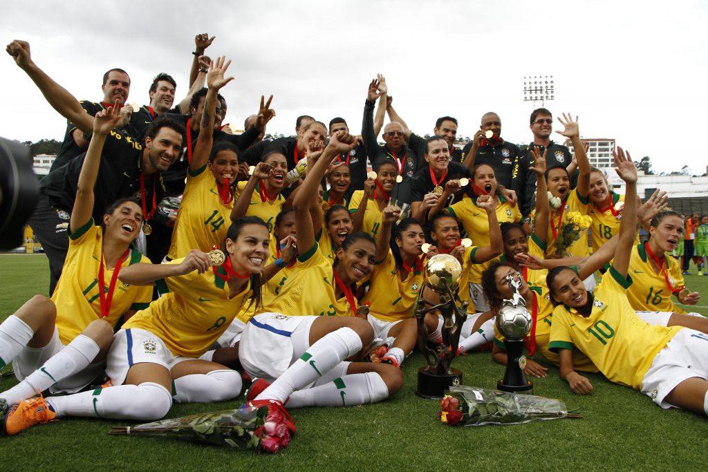 20d828281f Copa do Mundo de Futebol Feminino será transmitido pela primeira vez ...
