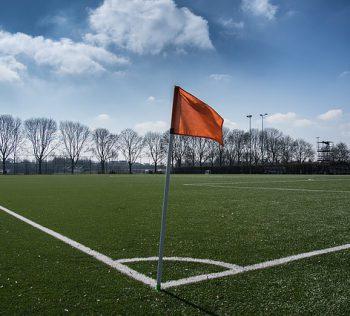 Campo de Grama Sintética para Futebol