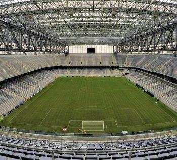 Campo de grama sintética Athetico Paranaense - Sportlink
