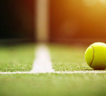 Quadra de Tênis de Grama Sintética - Sportlink