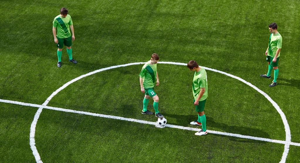 Grama Sintética para Campo Society - Sportlink