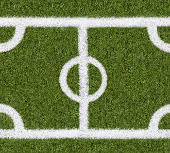 campo de futebol com grama sintética - Sportlink