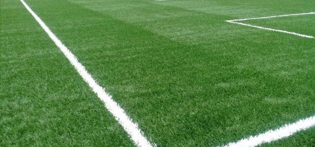 Grama Sintética é instalada na quadra de esportes do Sesc Jacobina