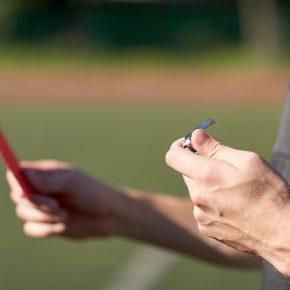 Dicas para fazer arbitragem em um jogo de Futebol Society